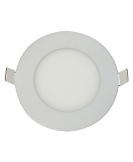 3W Rund Slim LED Downlight