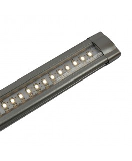 LED List Silver 30cm-90cm