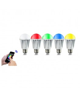 WiFi RGBW LED lampa